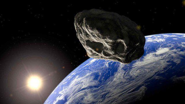 Un asteroide del tamaño de un colectivo pasará muy cerca de la Tierra