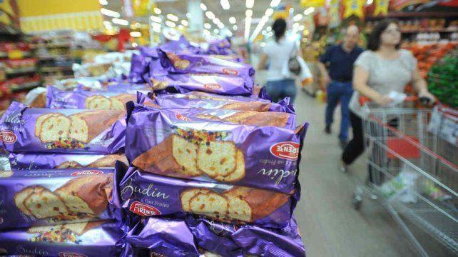 Las ventas en supermercados bajaron 1,1 por ciento interanual en noviembre