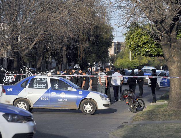 Los vecinos de Bella Vista cuestionaron la falta de policías en el barrio.