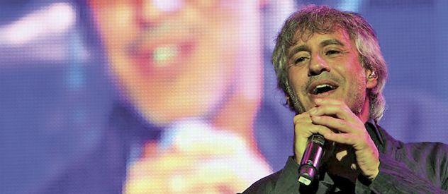 El cantante catalán recorrerá los clásicos italianos de su disco Via Dalma y sus grandes éxitos.