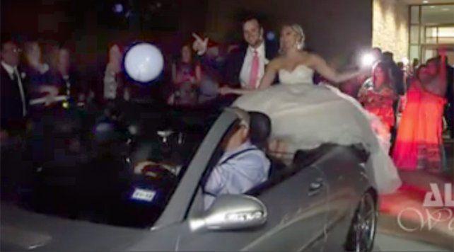Una pareja quiso presumir de su boda en las redes sociales y se llevó un gran chasco