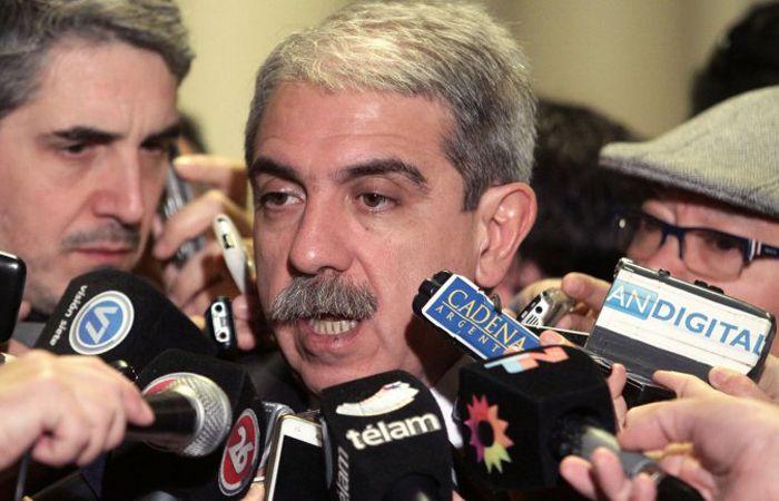 El ministro del Interior aseguró que el caso no se resuelve en Tucumán.