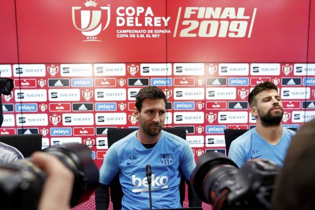Lionel Messi todavía no pude digerir la semifinal perdida con Barcelona ante Liverpool por la Champions.