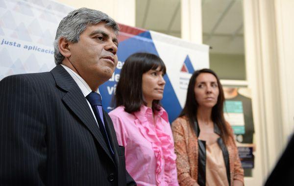 El Fiscal Regional de Rosario