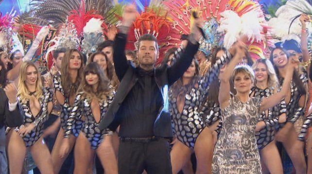 Marcelo Tinelli está de regreso con la nueva temporada de ShowMatch.