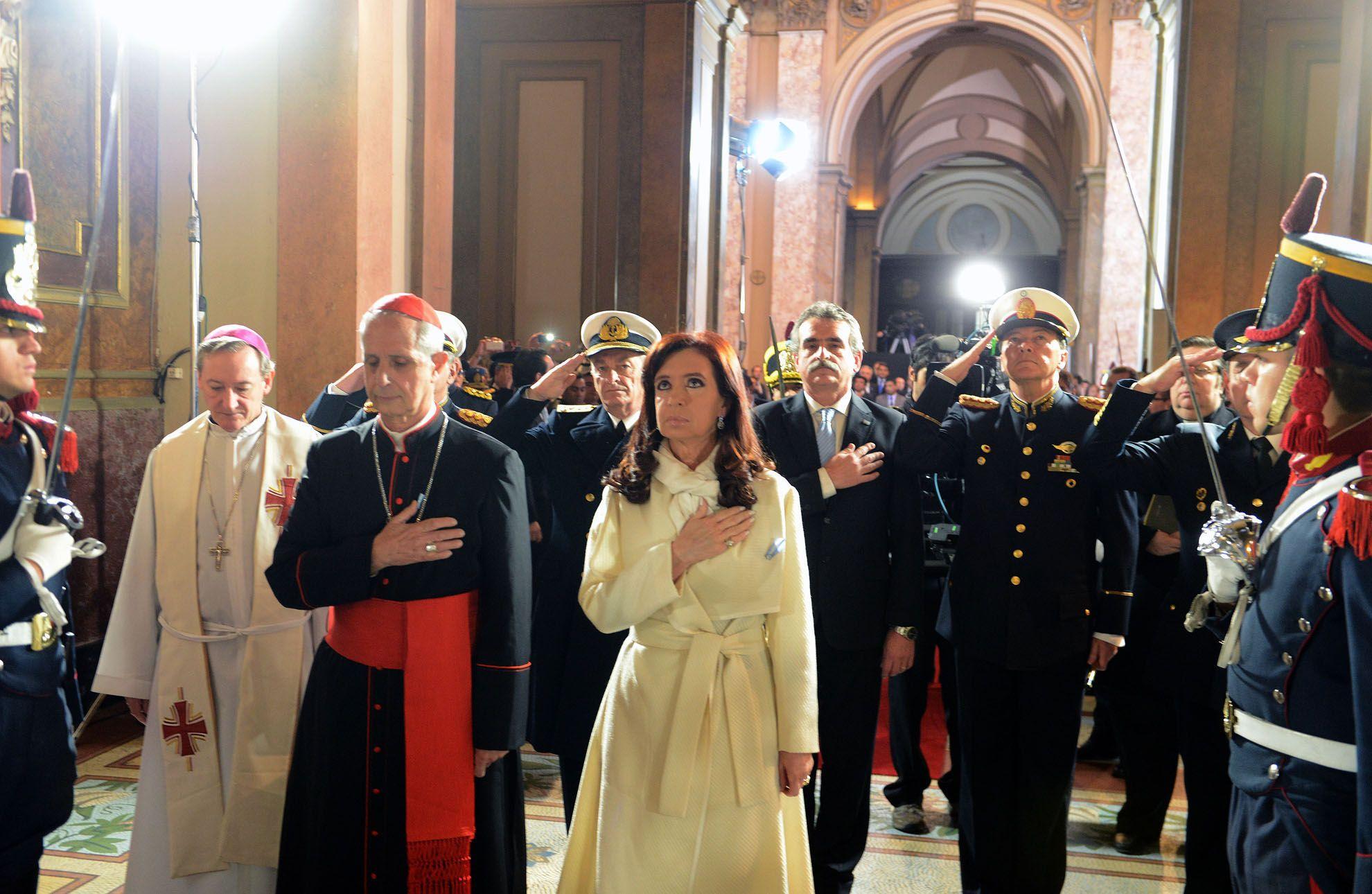 El arzobispo de Buenos Aires