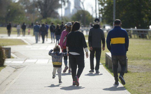 Coronavirus: Rosario registró 314 casos nuevos y la provincia de Santa Fe totalizó 517