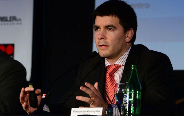 Proyecto. Fernández Querejazu dijo que la apuesta en TPR es a largo plazo.