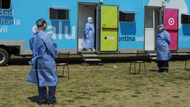 Hubo 7.668 nuevos contagios en Argentina, que suma 798.486 positivos desde el inicio de la pandemia