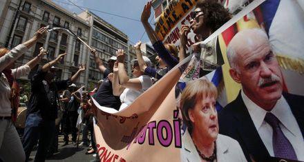Merkel fracasa en lograr consenso para una reforma financiera mundial