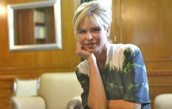 Karina Rabolini remarcó el lazo especial que la une a la provincia.
