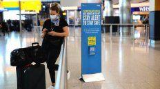 Para viajar a Estados Unidos, desde este martes 26 de enero hay que presentar test de coronavirus negativo.