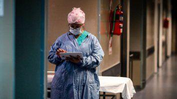 Nación anunció 8.841 nuevos infectados de Covid-19 y 206 fallecimientos