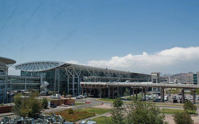 El Aeropuerto Internacional de Santiago