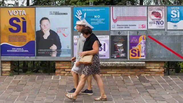 Tres de cada cuatro habitantes de San Marino votaron a favor de legalizar el aborto