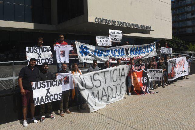 Agravaron la imputación a Caio Soso por el crimen de Marcos Guenchul