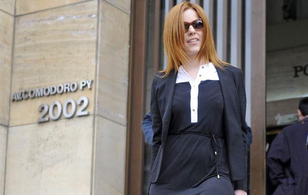 Kümpfer compareció como testigo ante el juez federal Julián Ercolini y el fiscal Eduardo Taiano
