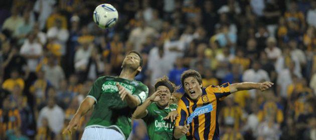 El canalla juega con Ferro en Buenos Aires.