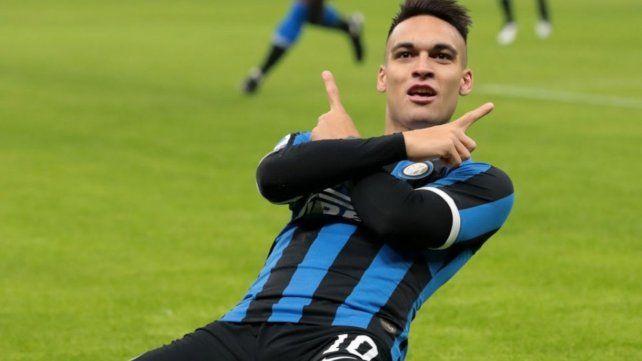Lautaro seguiurá gritando goles en Milán.
