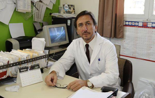 Especialista. Humberto Fain