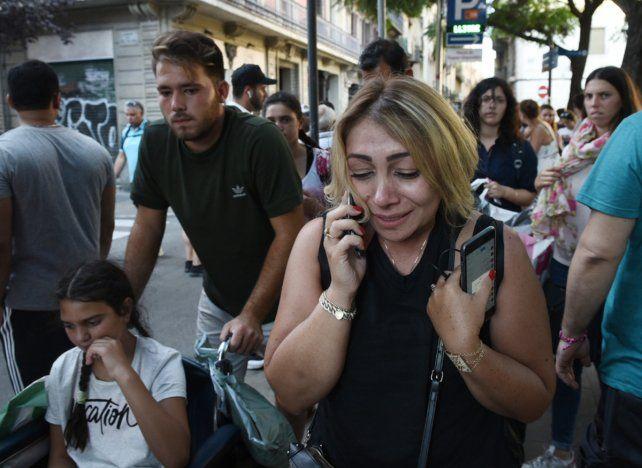 El ataque terrorista dejó trece muertes y varios heridos graves.