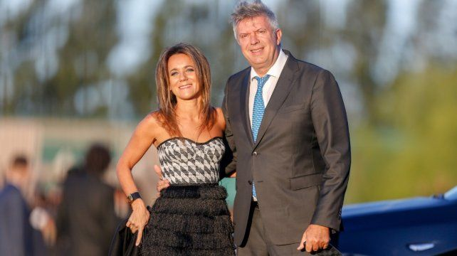 La esposa del abogado Mauricio DAlessandro tiene coronavirus
