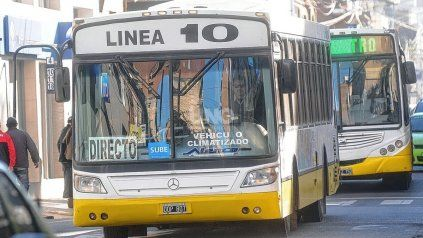 La Línea 10 cambia su recorrido por la inseguridad