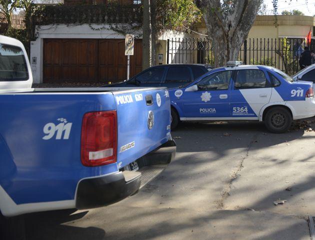 El crimen por el cual el policía fue acusado de encubrimiento al policía de 21 años se produjo el 26 de julio en Granadero Baigorria.
