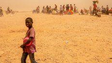 Niños habitan en África subsahariana, en hogares que luchan por sobrevivir con un promedio de 1,90 dólares al día