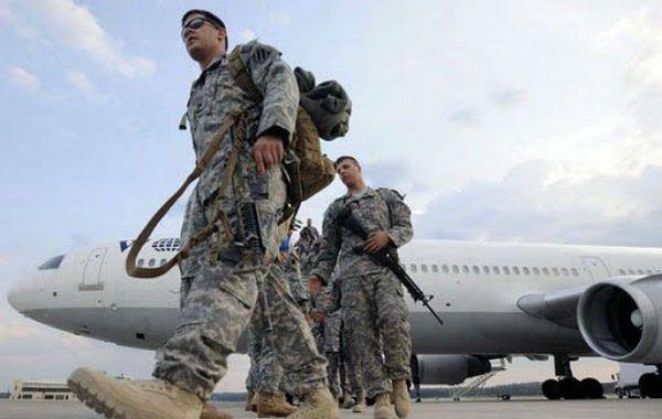 Regreso. El presidente Obama lanzó planes de ayuda para combatientes.
