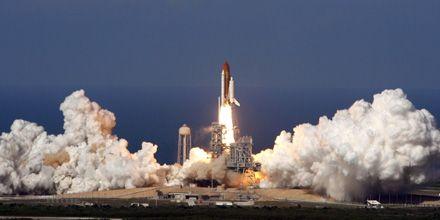 Despegó desde Cabo Cañaveral el transbordador espacial Discovery