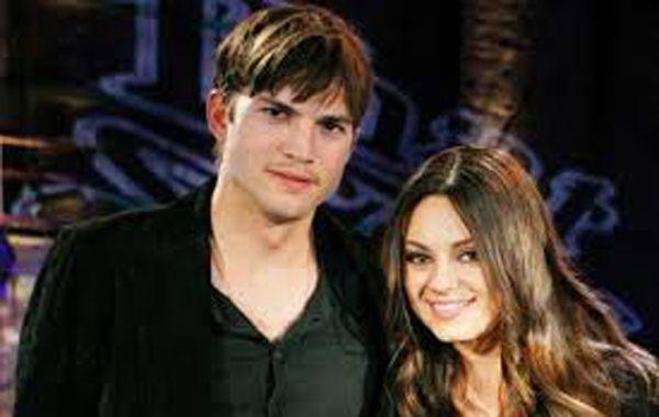 Ashton y Mila están comprometidos desde febrero de 2014.