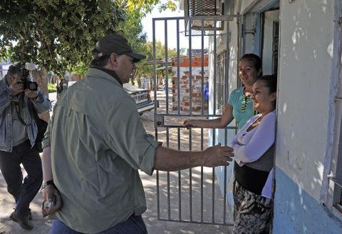 Trabajamos con grupos seleccionados para seguir avanzando en los barrios donde existe violencia