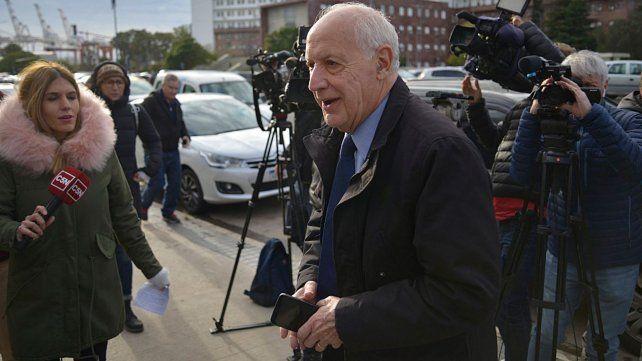 Lavagna declara hoy por el supuesto ofrecimiento de dinero para que baje su candidatura