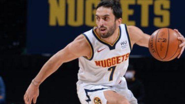 Facundo Campazzo consiguió su máximo registro de puntos en la NBA