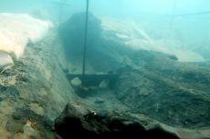 Recuperan en Italia barco griego de 2.500 años de antigüedad