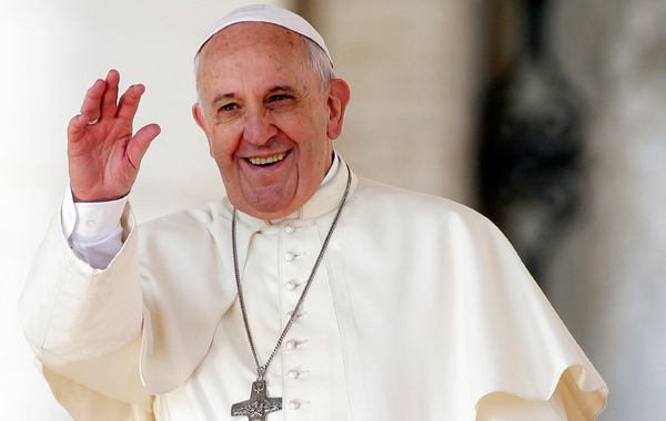 El Papa Francisco, entre los candidatos a obtener el Premio Nobel de la Paz