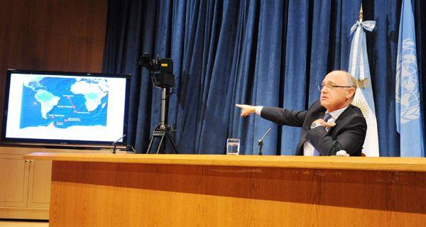 Argentina aceptó oficialmente la mediación de Naciones Unidas por el conflicto de Malvinas