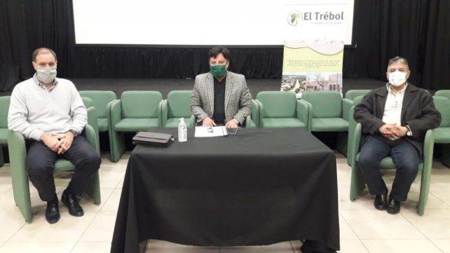 El Trébol confirmó el primer contagio pero no lo reflejó el parte provincial