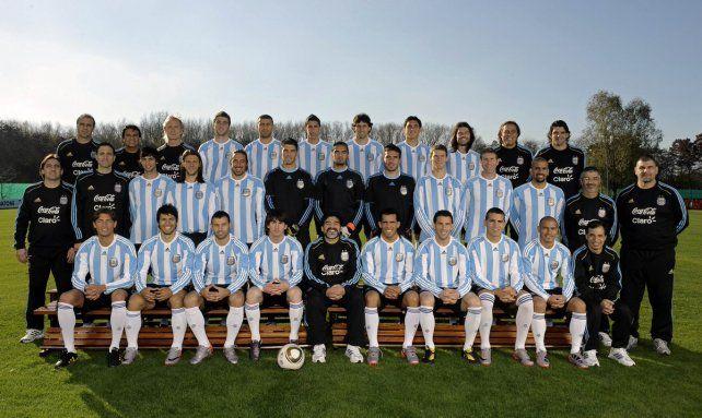 Aseguran que cinco integrantes de la selección de Maradona utilizaron drogas en el Mundial 2010