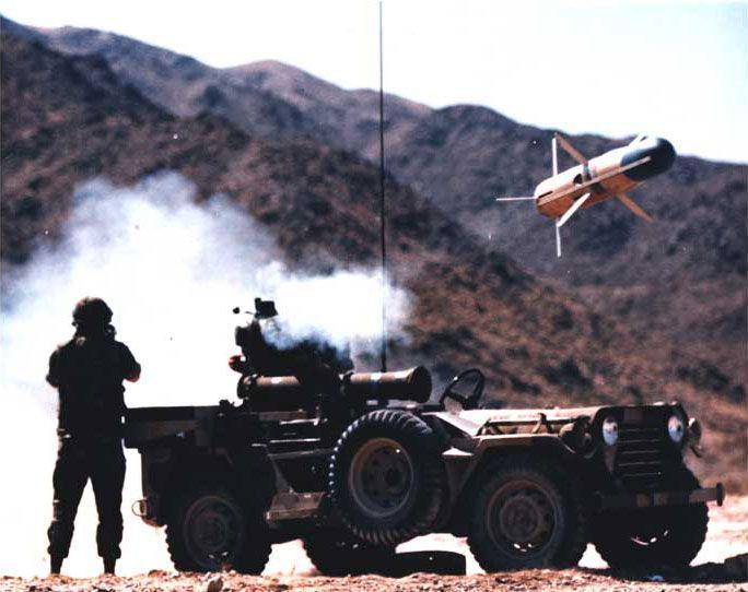 El misil robado es un cohete con cabeza inteligente y capaz de perforar cualquier blindaje conocido.
