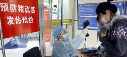 Según la OMS, se duplicó el número de infectados por la gripe porcina