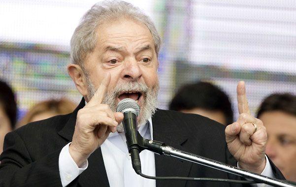 En apuros. Lula en el Conurbano