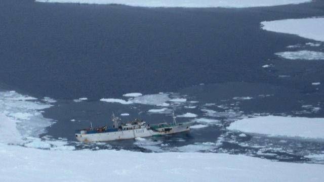 La tragedia marítima ocurrió en el norte de Rusia.