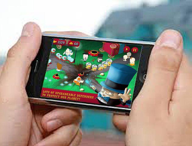 El juego tiene 36 niveles  de dificultad progresiva.