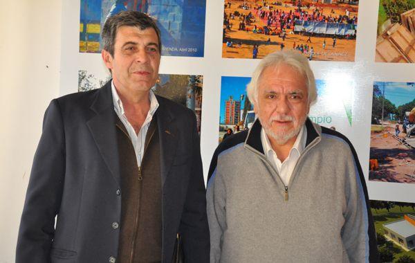 Pieroni y Ubaltón
