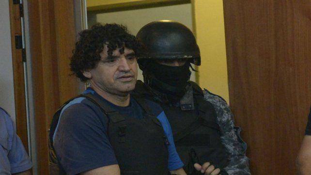 Condenado. Ariel Máximo Cantero purga una pena de 6 años de prisión.
