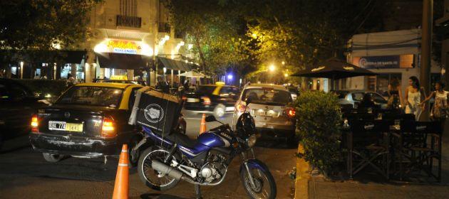 El corredor gastronómico de Pichincha sufre robos a menudo.