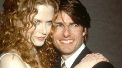 Nicole Kidman y Tom Cruise fueron, en algún momento, la pareja de oro de Hollywood.