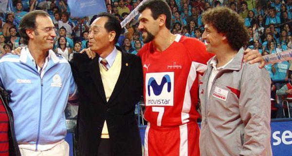 Murió Young Wan Sohn, el técnico coreano que revolucionó el voley argentino